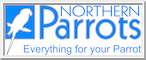 Northern Parrots Retail Website